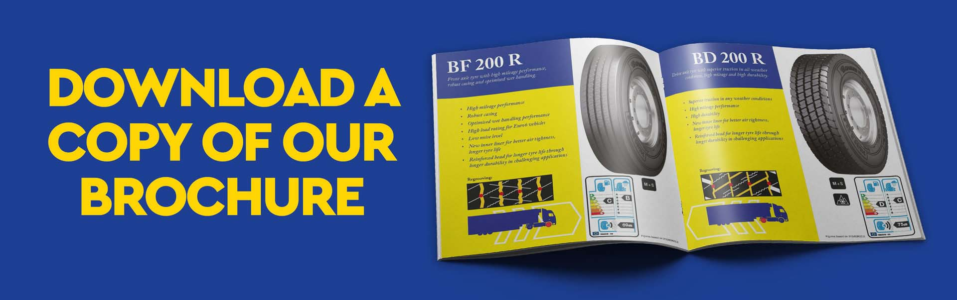 Truck, Coach and Bus Tyre Brochure