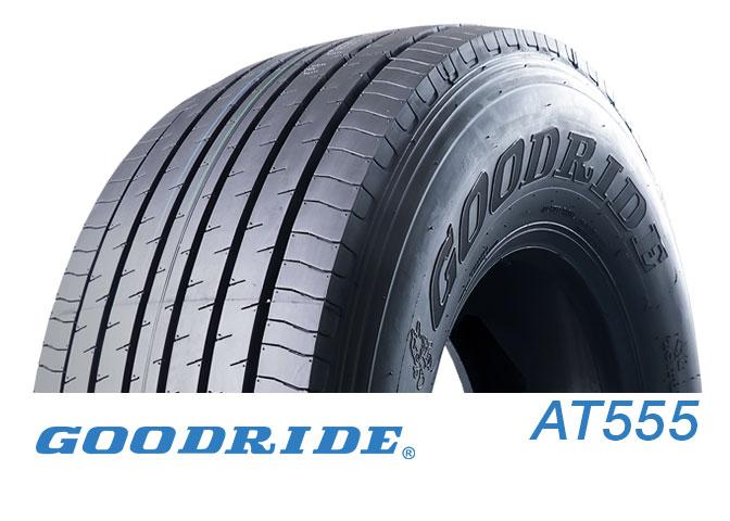 Goodride AT555 Budget Trailer Truck Tyre