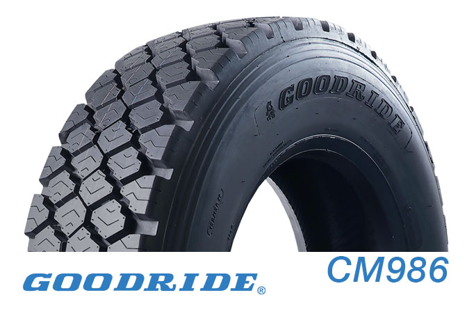 CM986 Budget Trailer Truck Tyre