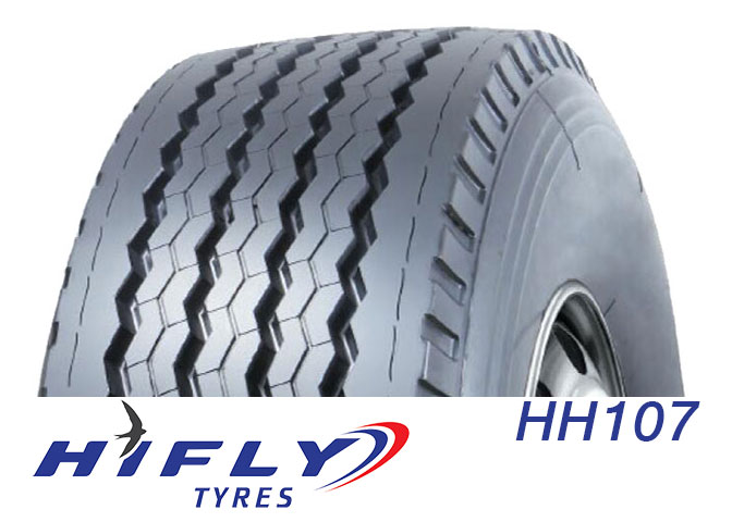 Hifly HH107 Budget Trailer Truck Tyre