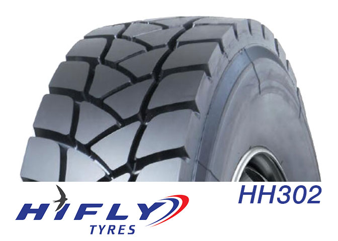 Hifly truck tyres