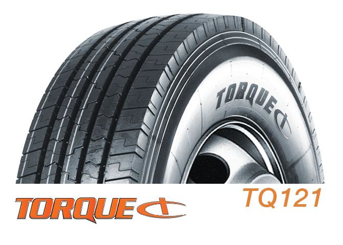 Torque tyres truck and coach tyres