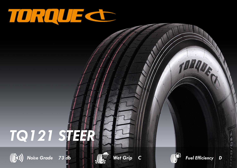 Budget Steer Tyres - Torque TQ121