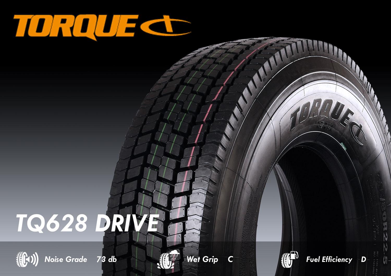 Budget Drive Tyres - Torque TQ628