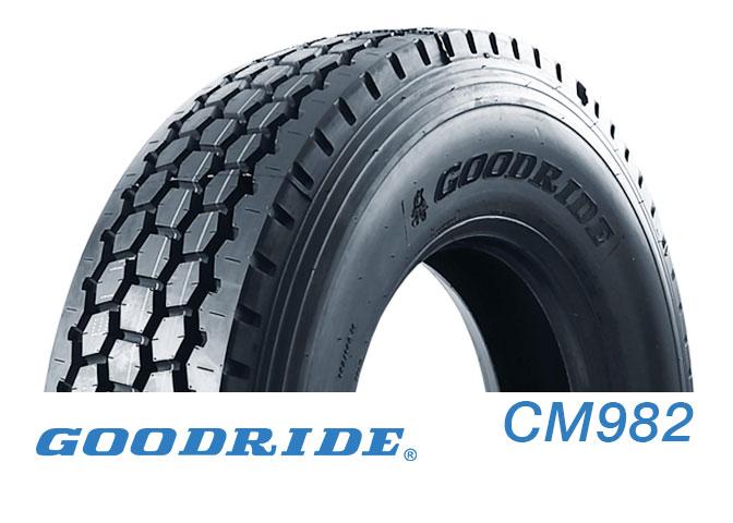 Goodride CM982 drive