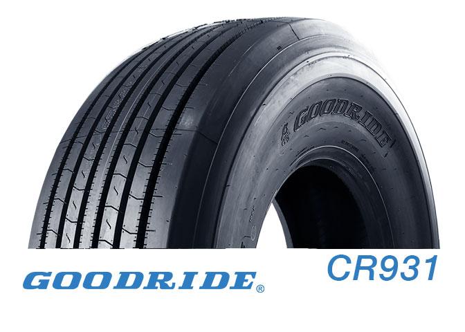 Goodride CR931 Budget Trailer Truck Tyre
