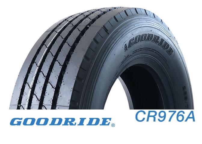 Goodride CR976A Budget Trailer Truck Tyre